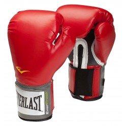 Guantes de Boxeo Everlast Pro Style Elite Rojo 10 Oz.