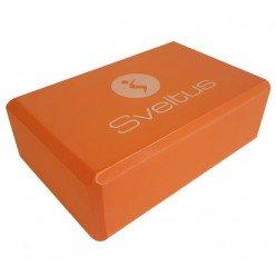 Bloque Yoga Sveltus 4202 Naranja