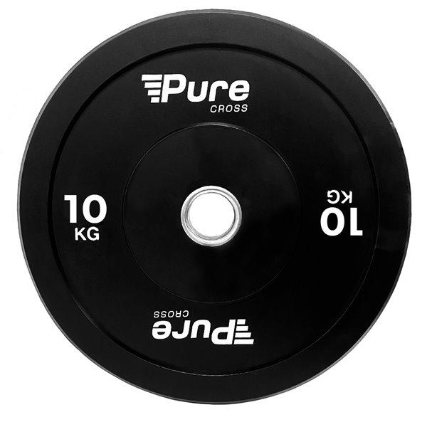 Disco Bumper Pure Cross CROSS100-10 10kg