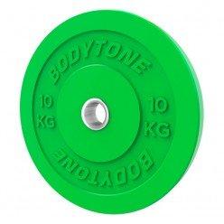 Disco Bumper Bodytone BP10 10 kgs
