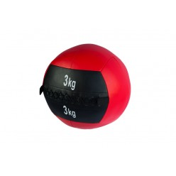 Wall Ball Json Fitness 3Kg Rojo