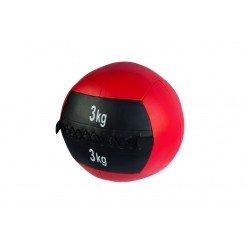 Wall Ball Json Fitness 3Kg Rojo
