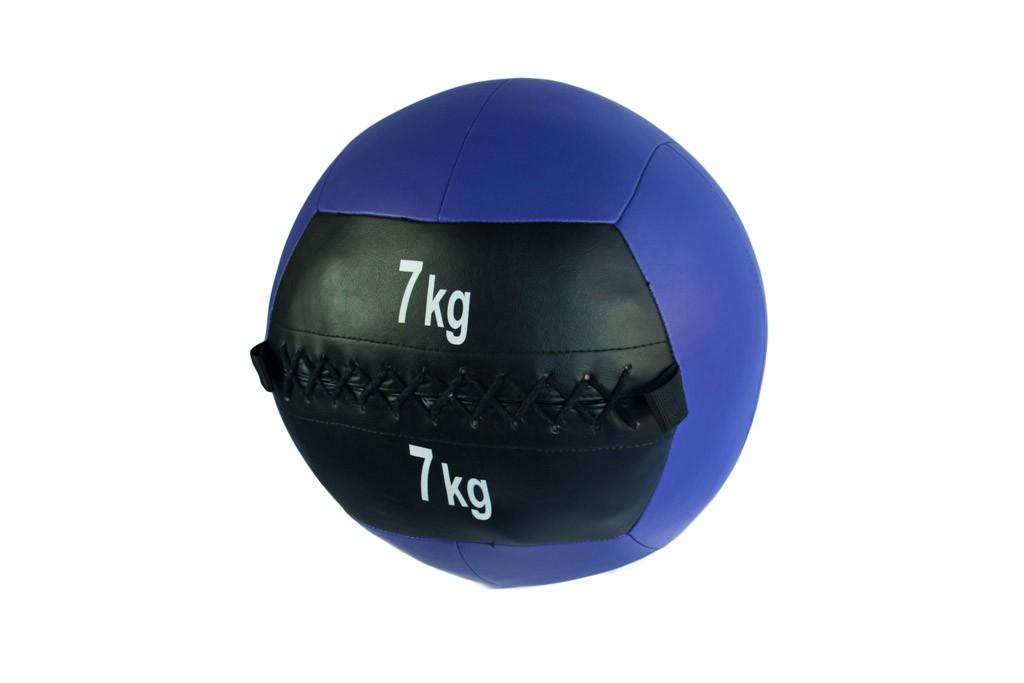 Wall Ball Json Fitness 7Kg Azul Marino
