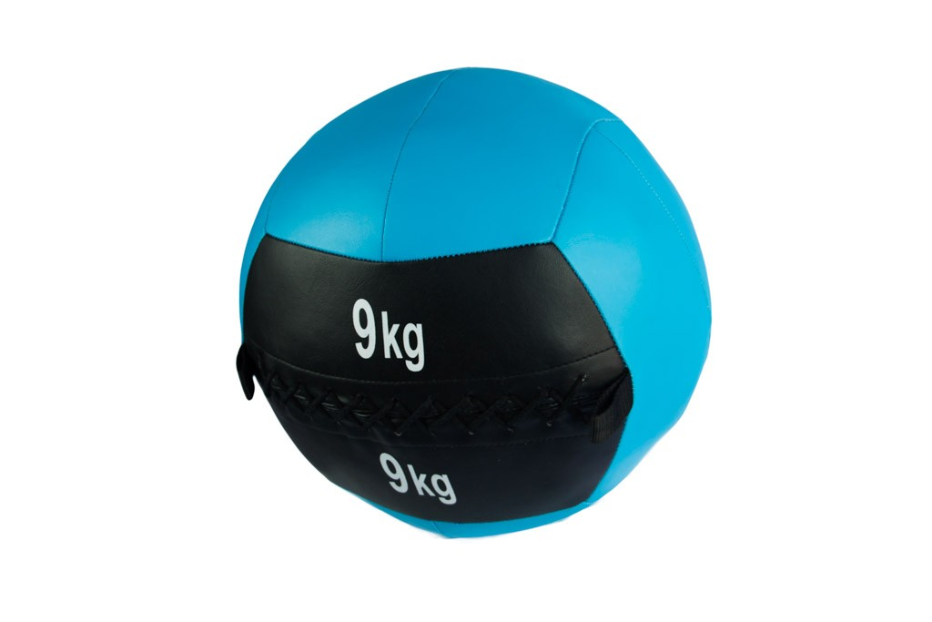 Wall Ball Json Fitness 9Kg Celeste