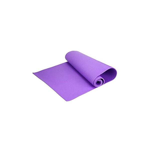 Esterilla Yoga Json Fitness 7mm Lila