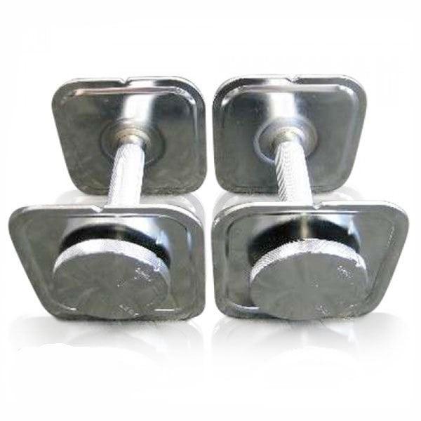 Set de mangos Ironmaster Quick Lock (2 mangos y 4 tornillos) 9,5Kg