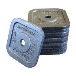 Kit de Pesos para Mancuernas Ironmaster Quick Lock 34Kg