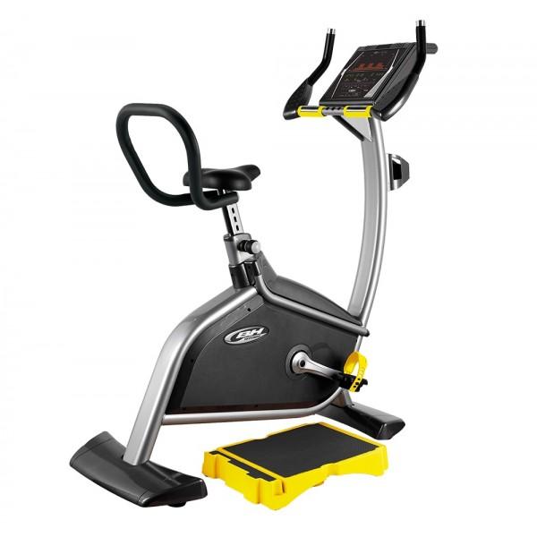 Bicicleta Vertical Profesional BH SK8000I Inclusive