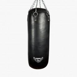 Saco de Boxeo Hatton JLBOX-HAT100BL 100x40 Cuero
