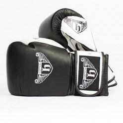 Guantes de Boxeo Pro Sparrig Hatton JLBOX-HATSG10 10 oz Negro con Velcro