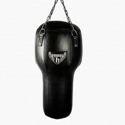 Saco de Boxeo Hatton JLBOX-HATUCBL Cuero Ovalado