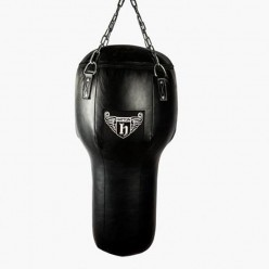 Saco de Boxeo Hatton JLBOX-HATUCBPU Poliuretano Ovalado