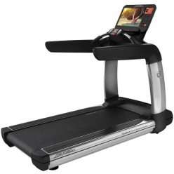 Cinta de Correr Life Fitness Platinum Club Series Discover SE3HD Arctic Silver