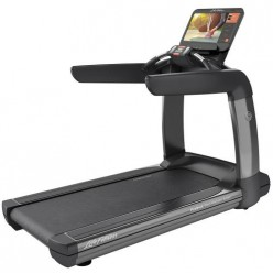 Cinta de Correr Life Fitness Platinum Club Series Discover SE3HD Diamond White