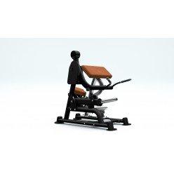 Biceps para Carga de Discos BH PL130