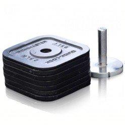 Juego de Discos de Peso Ironmaster para Kettlebell Quick Lock 36,3kg