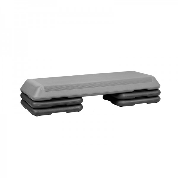 Step 4 pies Mets Fitness PF-7030-E1 Gris