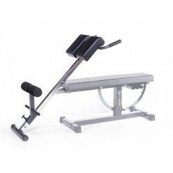 Banco Romano Ironmaster Hypercore para el Banco de Musculación Super Bench
