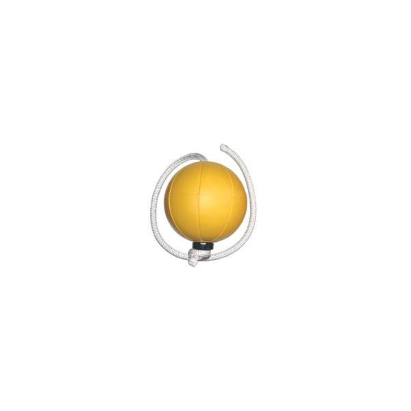 Balón con Cuerda Loumet 4kg Amarillo