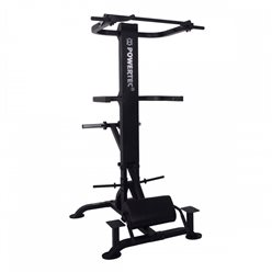 Máquina Powertec Levergym Chin Dip Assist Plus L-CDA+16