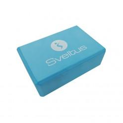 Bloque de Yoga Sveltus 4200 Azul