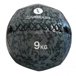 Wall Ball Sveltus 4929 9kg Camuflaje