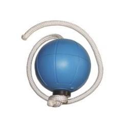 Balón con Cuerda Loumet 1kg Rojo