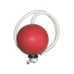 Balón con Cuerda Loumet 2kg Azul
