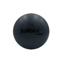 Pelota de Pilates Softee 24162,001,200 20cm Negro