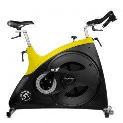 Bicicleta Ciclo Indoor Body Bike Supreme Amarillo