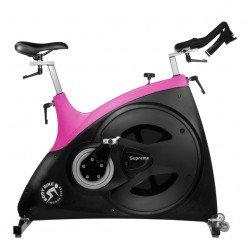 Bicicleta Ciclo Indoor Body Bike Supreme Rosa