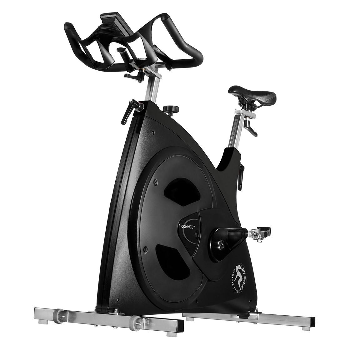 Bicicleta Ciclo Indoor Body Bike Connect Black Night KM0