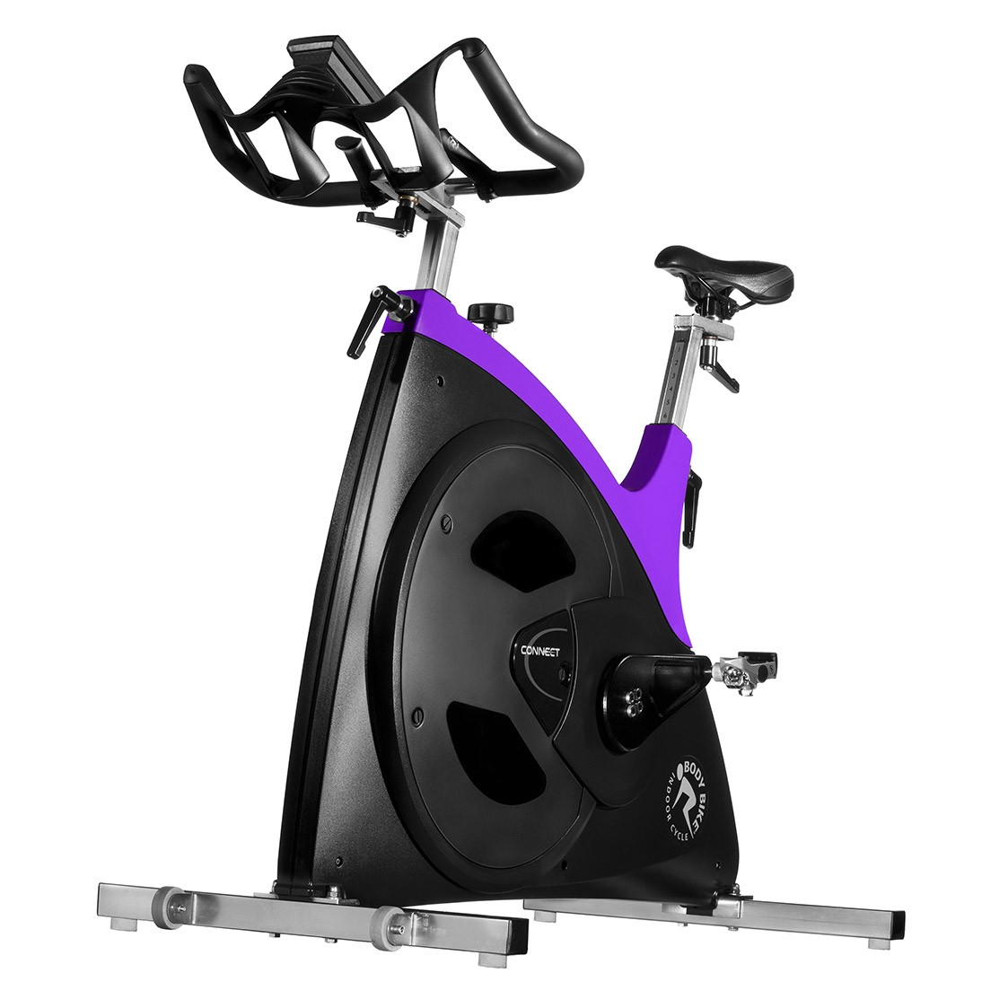 Bicicleta Ciclo Indoor Body Bike Connect Purple KM0