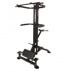Máquina Powertec Levergym Chin Dip Assist Plus L-CDA+19