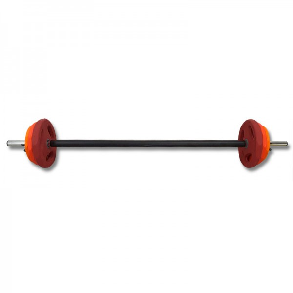 Set Body Pump Json Fitness Premium