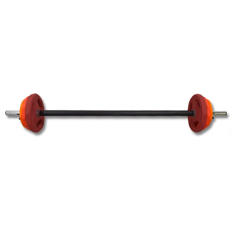Set Body Pump Json Fitness Premium
