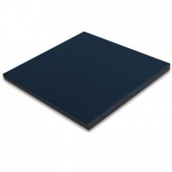 Suelo de Caucho 15mm Mets Fitness PF-4000-02 Azul 1x1m