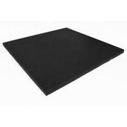 Loseta Suelo 15mm Geometrik Alpha Tiles 1x1m Negro