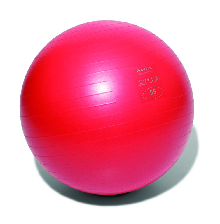 GYM BALL JORDAN FITNESS