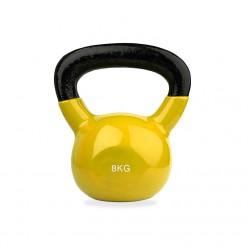 Kettlebell de Vinilo Json Fitness 8kg