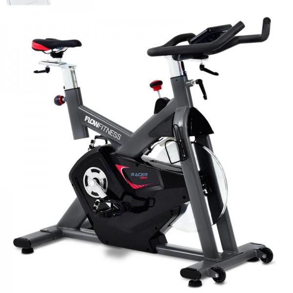Bicicleta Spinning Flow Fitness Racer DSB600i