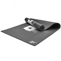 Colchoneta Yoga Reebok RAYG-11030BK Negro 4mm