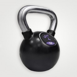 Kettlebell Anytime Fitness AF-2000-10 de Goma 10kg