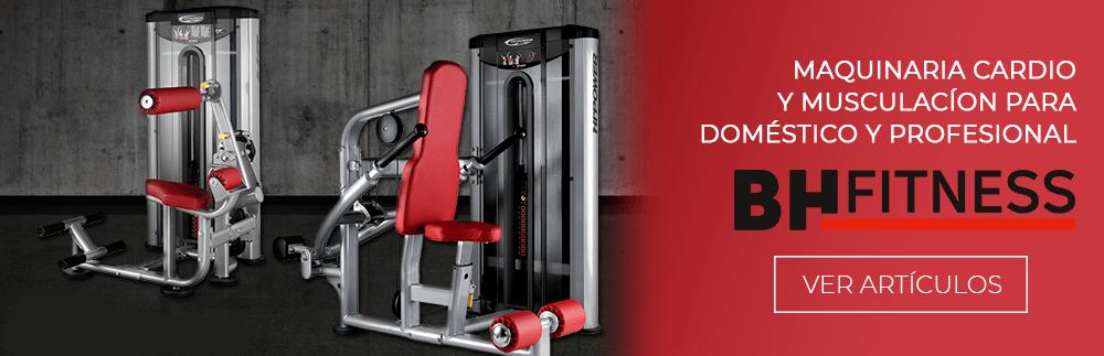 maquinas gimnasio cardio bh fitness