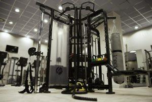 maquinaria musculacion para gimnasios