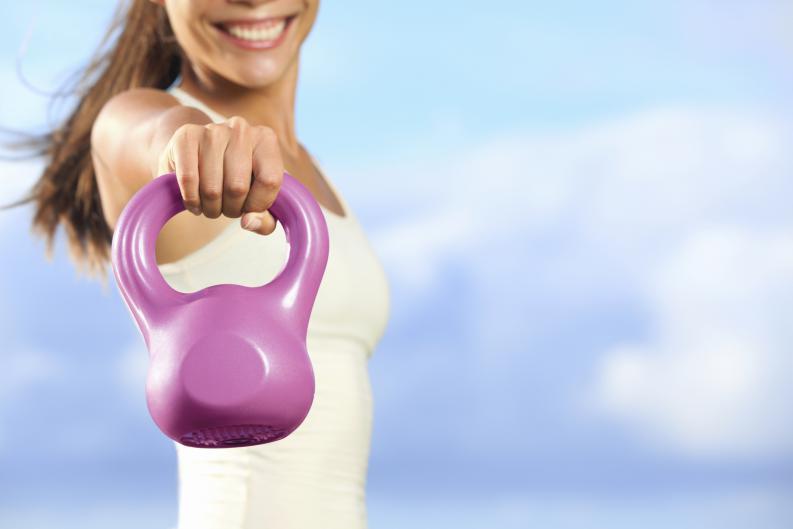 ejercicios kettlebells