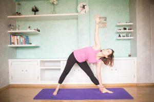 yoga con blanca
