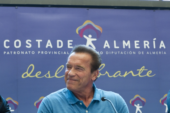 arnold en pure fitness